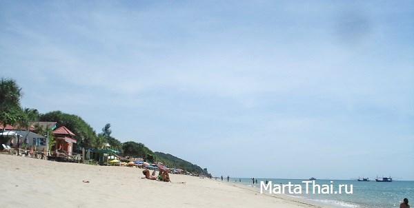 Остров Ланта, Таиланд