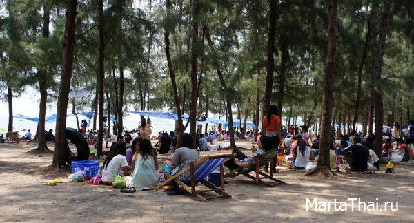 Военный пляж в Паттайе: как добраться