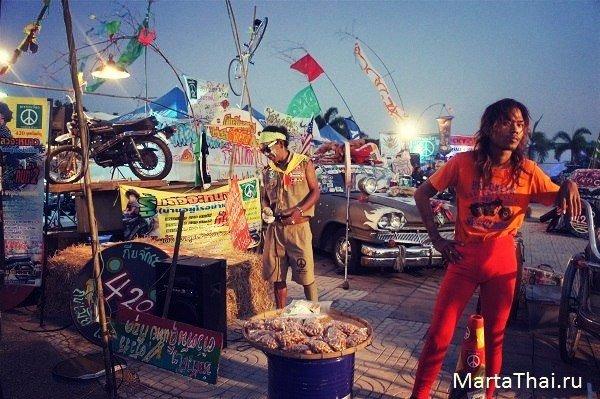 Pattaya Bike Week 2015