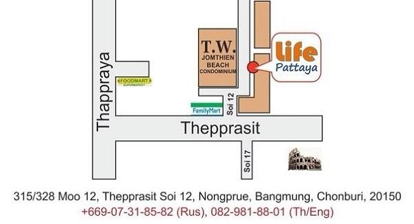 бизнес в Таиланде: Лайф Паттайя