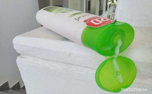 Twin Lotus: шампунь - сыворотка из Таиланда