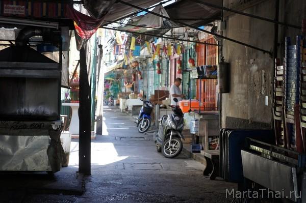Китайский квартал в Бангкоке, Чайна Таун
