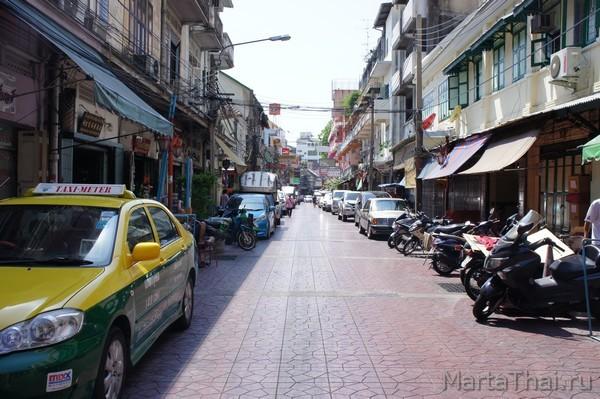 China Town, Бангкок
