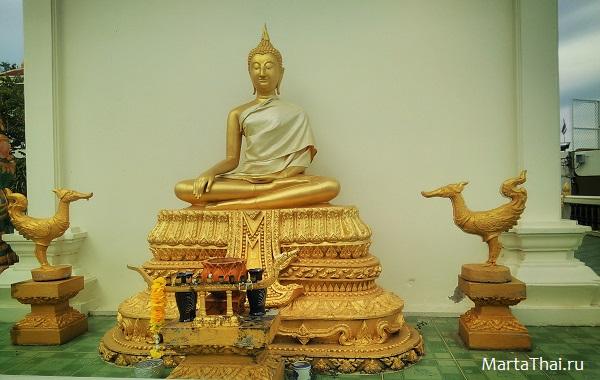 буддистский монастырь, Таиланд, Паттайя
