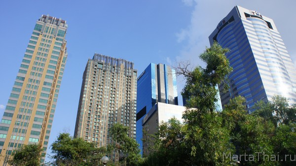 парк Чатучак, Бангкок
