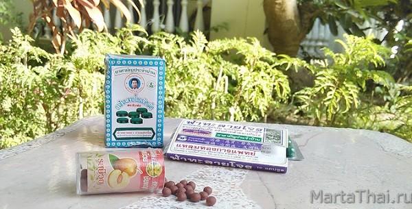 тайское лекарство от паразитов