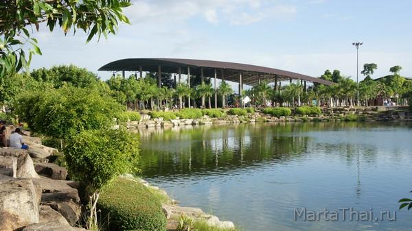 Парк в Паттайе