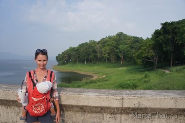Озера Таиланда