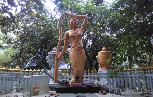 Буддийская богиня Земли