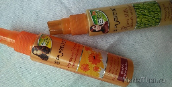 Эссенция для волос Purete Essence Hair