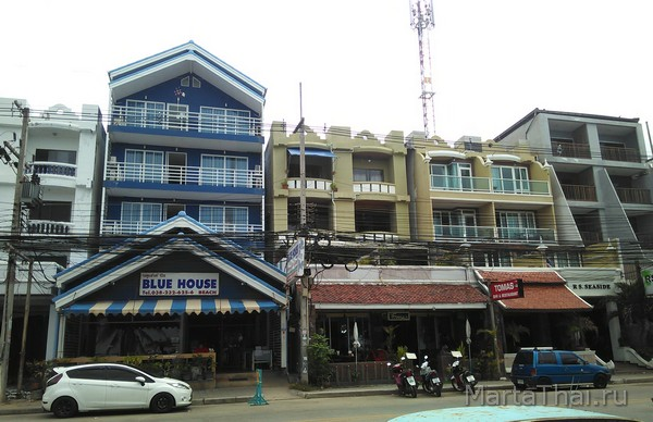 Недорогое жилье в Паттайе