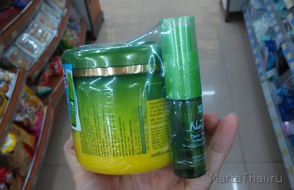 Тайские маски для волос Lolane Natura Treatment, отзывы