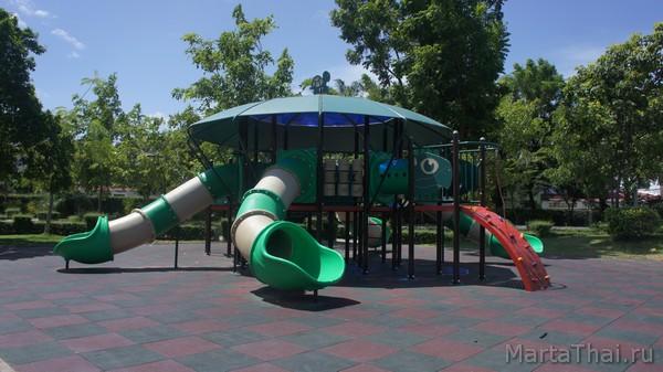 куда сходить в Паттайе - парки