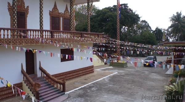 Новый год в Камбодже