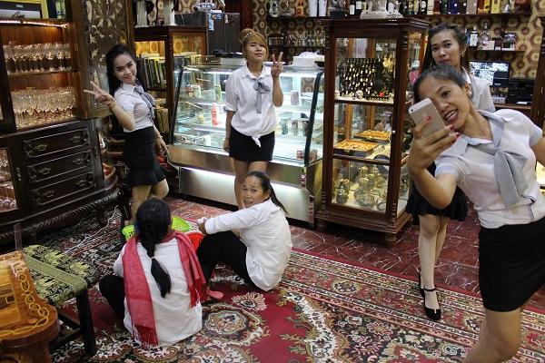 Русские в Камбодже, Сиануквиль