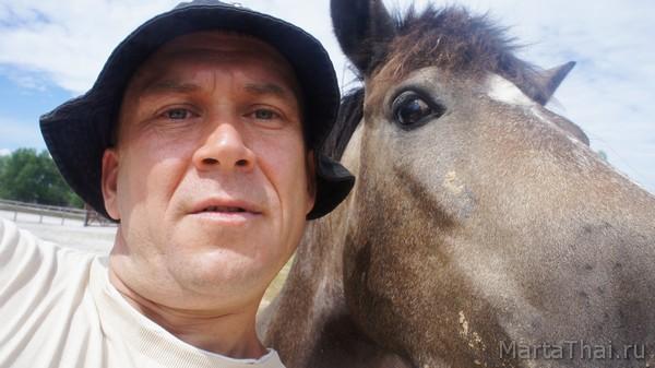Экскурсия конная прогулка в Сиануквиле