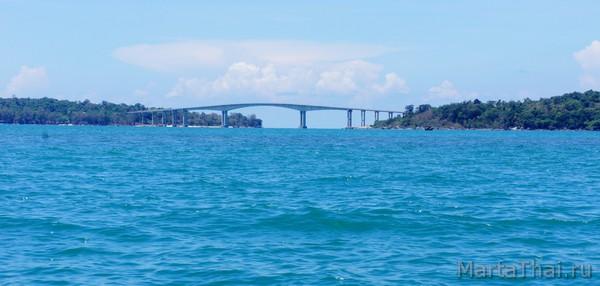 Острова Сиануквиля