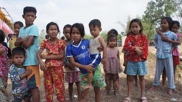 MLopTapang, Сиануквиль, Камбоджа