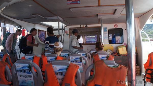 Остров Ко Ронг, Камбоджа. Как добраться