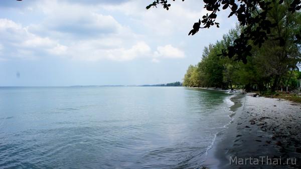 Секретный пляж Сиануквиль