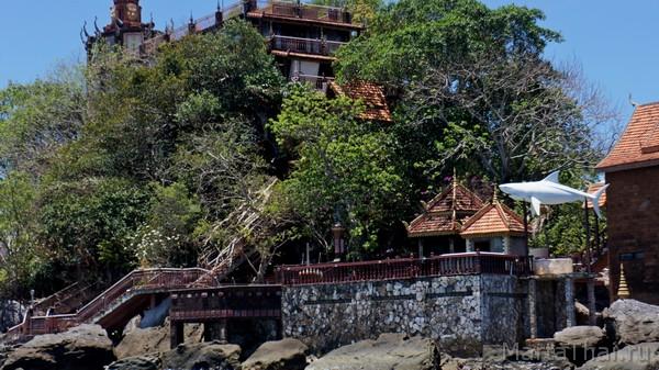 Остров Полонского в Камбодже, Ко Де Куль