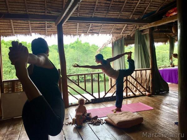 Pachamama Cambodia Yoga