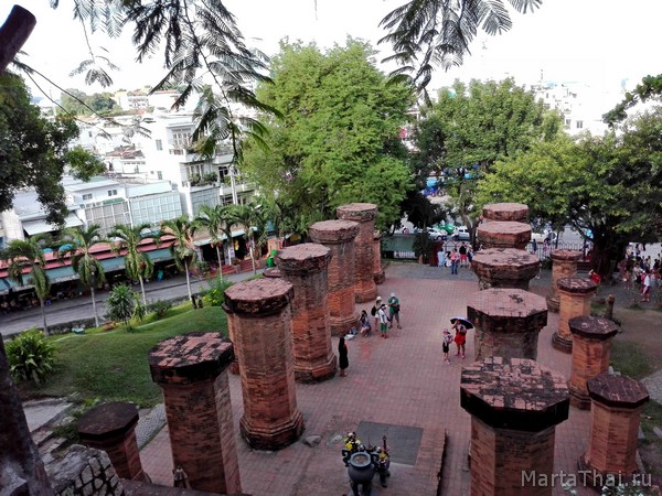 Чамские башни Нячанг