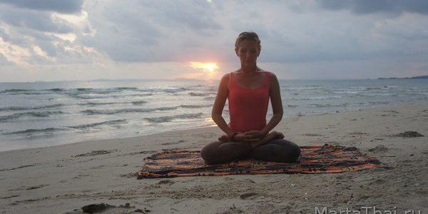 Блог Марты о йоге